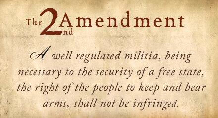 Second Amendment of the U.S. Constitution