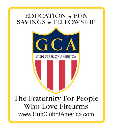 Gun Club Of America,  Logo