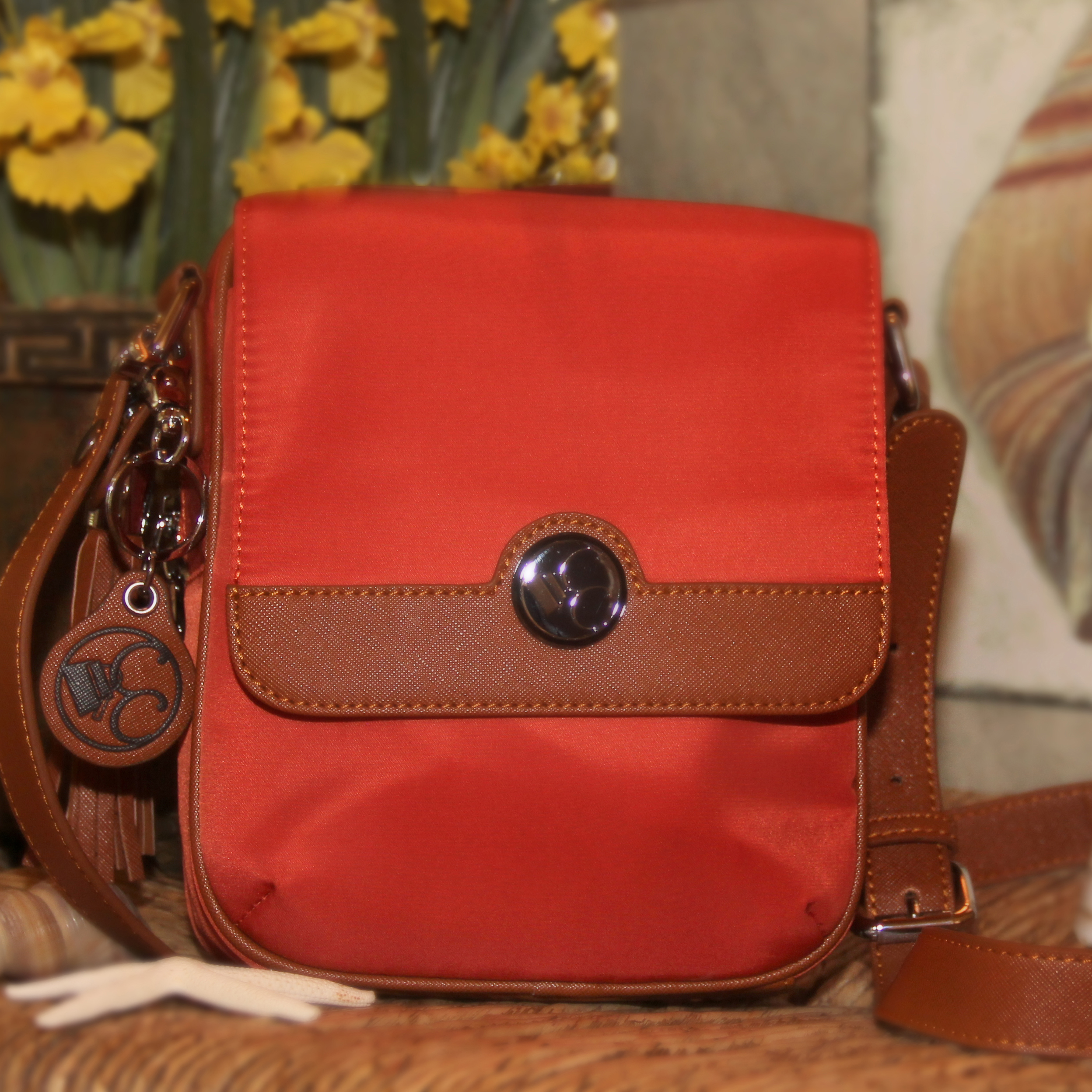 Concealed Carrie Spice Crossbody
