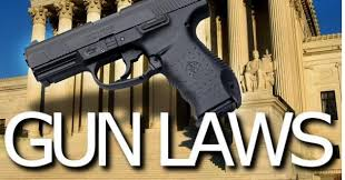 You must know your State's Gun Laws!