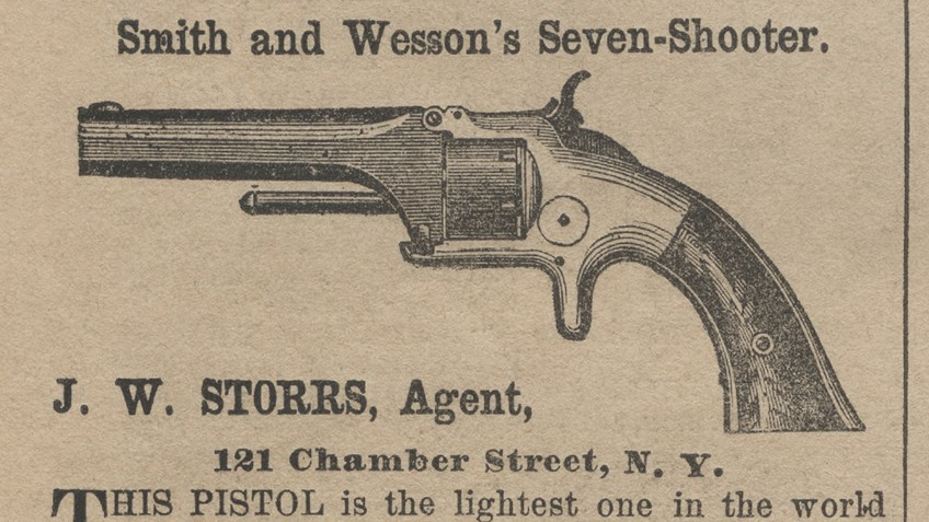 5 Interesting Facts About Smith & Wesson