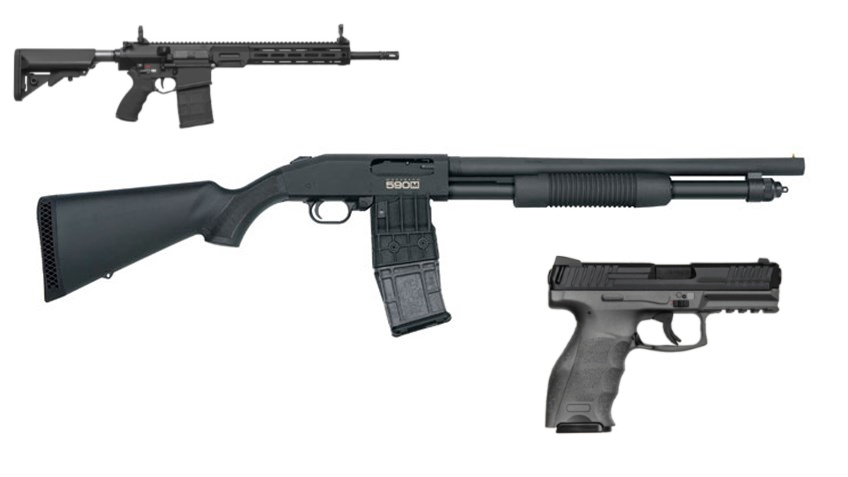 Mossberg Introduces The Box Fed Model 590M