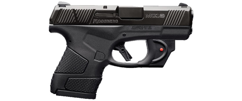 2019 First Look: Mossberg MC1sc Pistol