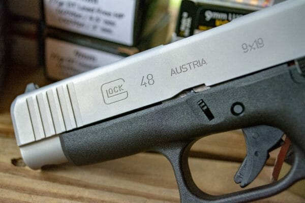 Glock 48 Slimline Carry Pistol Big Enough To Enjoy