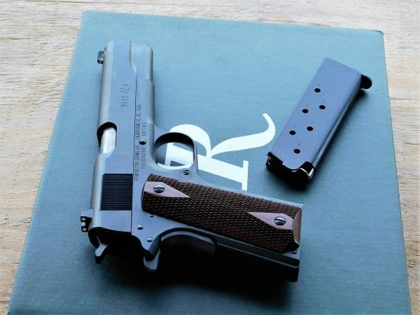 Remington Model 1911 R1 A Great Entry Level Pistol