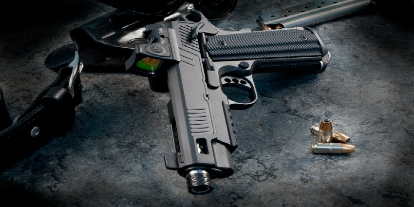 Ed Brown ZEV 1911