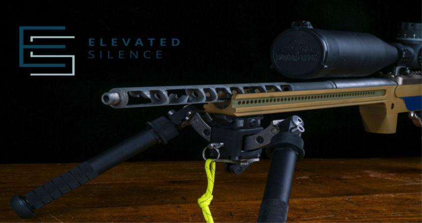 Elevated Silence Releases New Line Of Rifle Suppressors