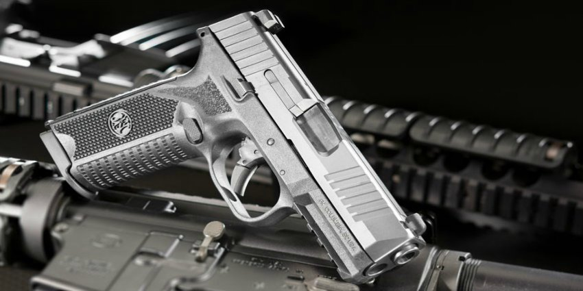 Gun Review FN 509 Pistol