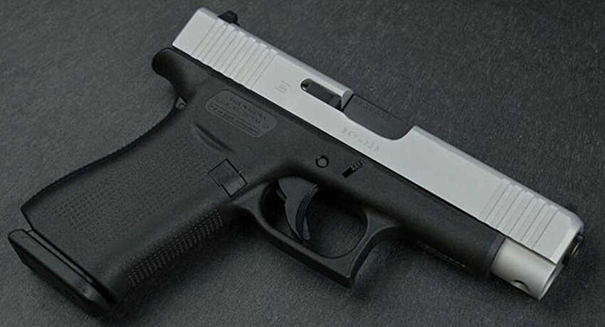 THE NEW GLOCK 48 FOR CONCEALED CARRY