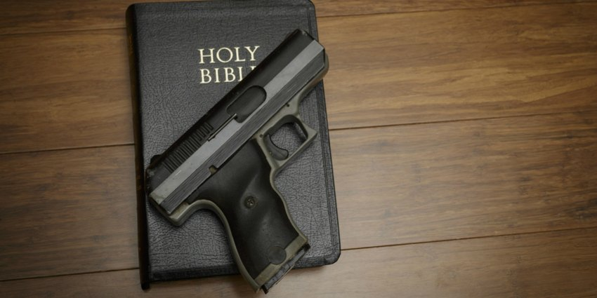 Sheriff's Office Sets Gun Class To Certify Church-Goers To Carry Weapons
