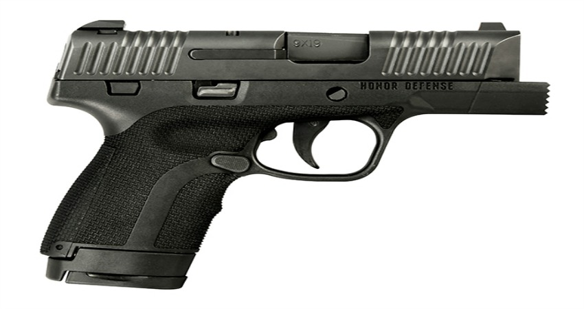 Honor Defense Launches Voluntary Upgrade For Honor Guard Pistol
