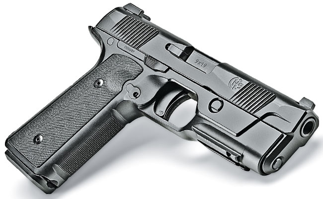 Gun Review Hudson H9