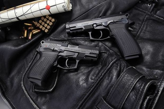 The Redesigned Bersa TPR Pistol