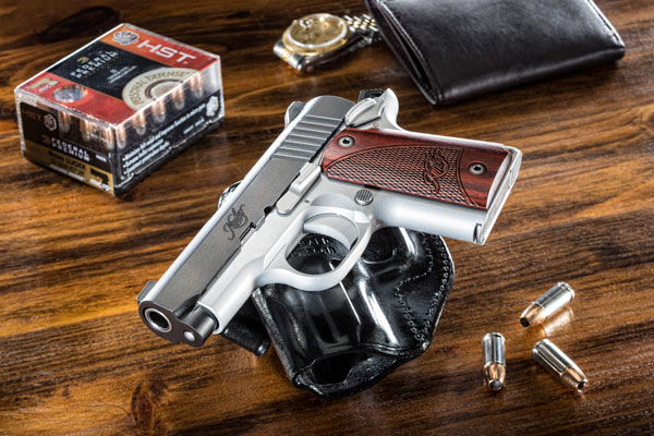 Kimber's New Micro 9 Hits Hard And Carries Easy