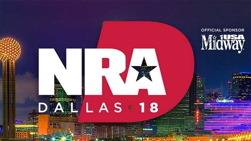5 Great Handguns Seen At NRA Annual Meetings 2018