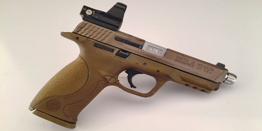 Review: Modern Samurai Project Red-Dot Pistol Course