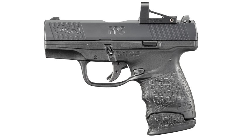 Review: Walther PPS M2 RMSc