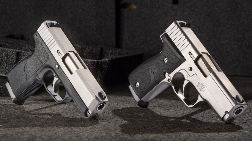 Kahr Firearms Steering Its Own Market