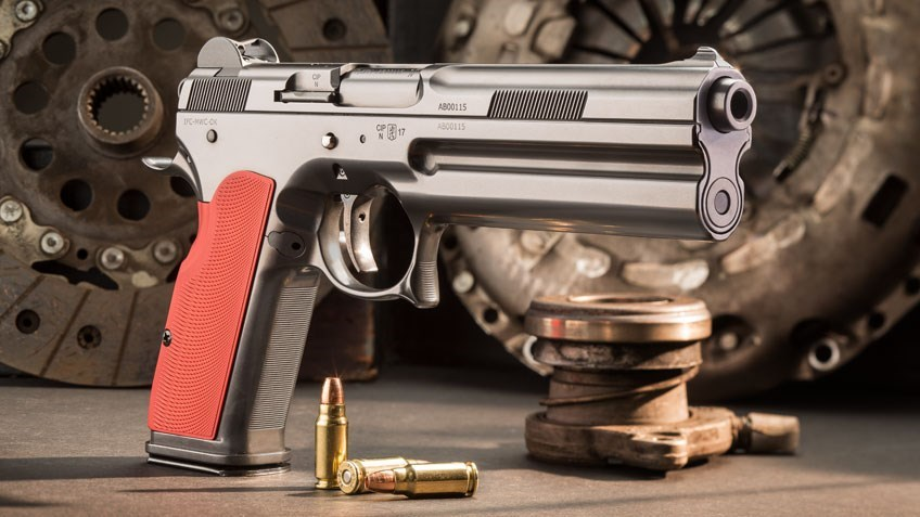 Range Review: FK Brno Field Pistol In 7.5 FK