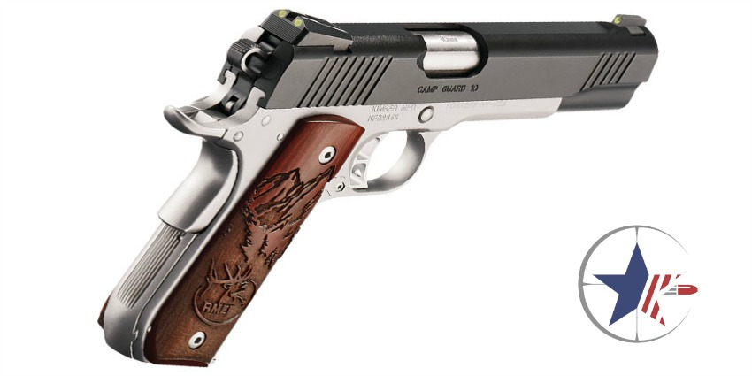 Gun Review The 10mm Kimber Camp Guard 10 Pistol