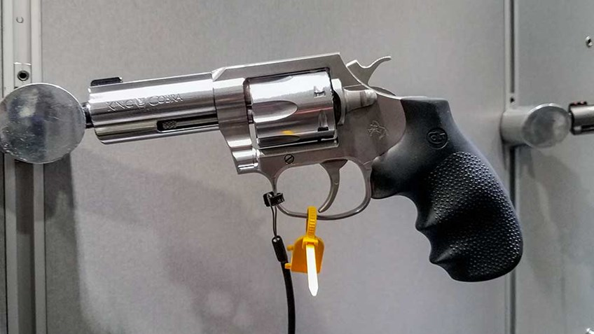 5 New Revolvers Seen at SHOT Show 2019