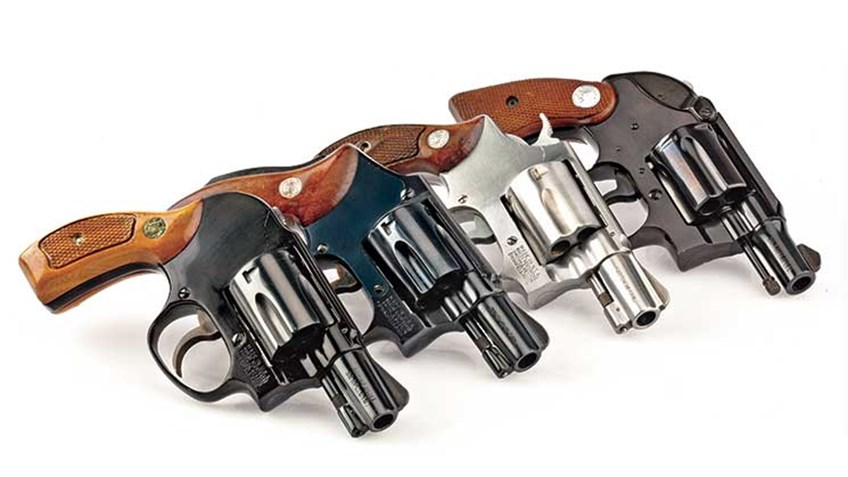Concealed-Carry Revolvers: Still Solid for Self-Defense