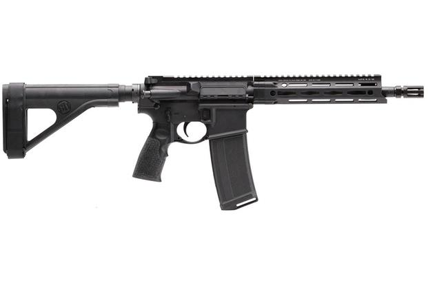 Daniel Defense Introduces New AR Pistol