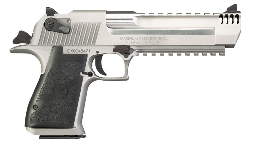 Review Magnum Research Desert Eagle 429 DE