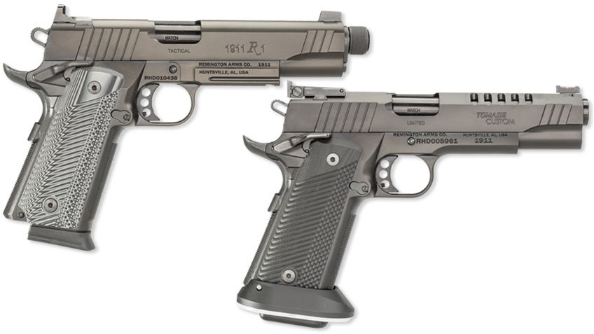 Remington R1 1911 Double-Stack Pistols