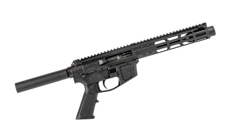 New for 2019: Foxtrot Mike Products FM9 Pistol