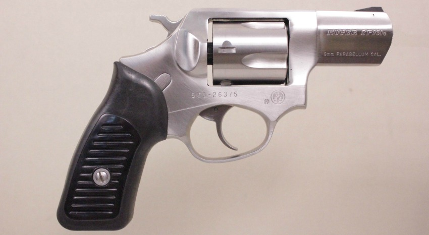 Ruger Announces New SP101 Revolver in 9mm