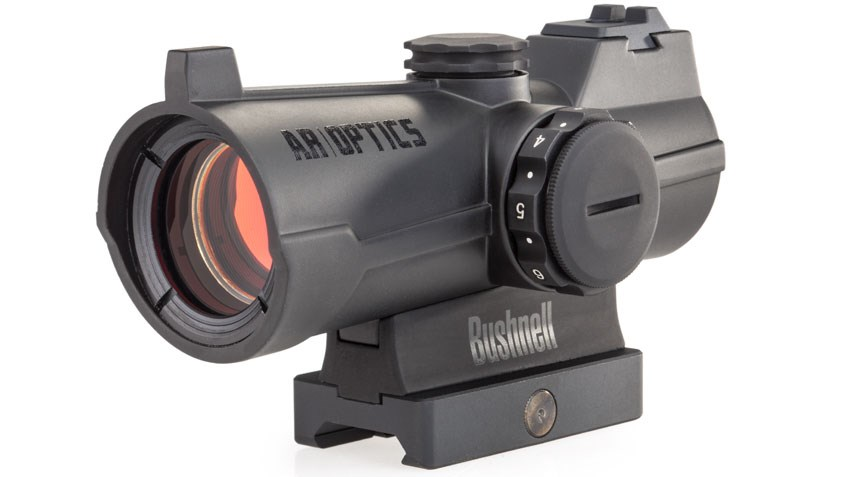 Review Of The Bushnell Incinerate Red Dot