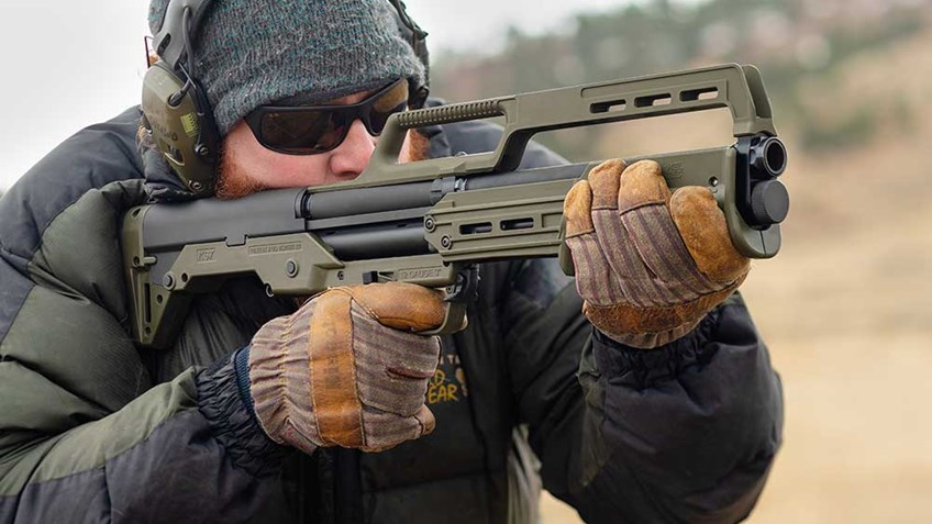 Range Review:  Kel-Tec KS7 Shotgun