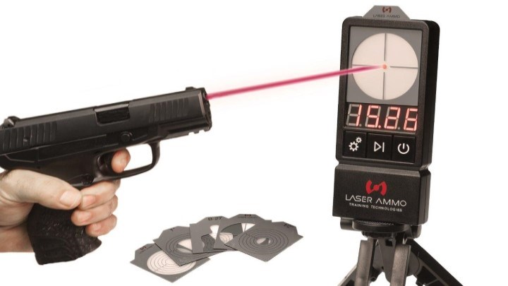 Firearms Training With Laser Ammo: At-Home Marksmanship Practice