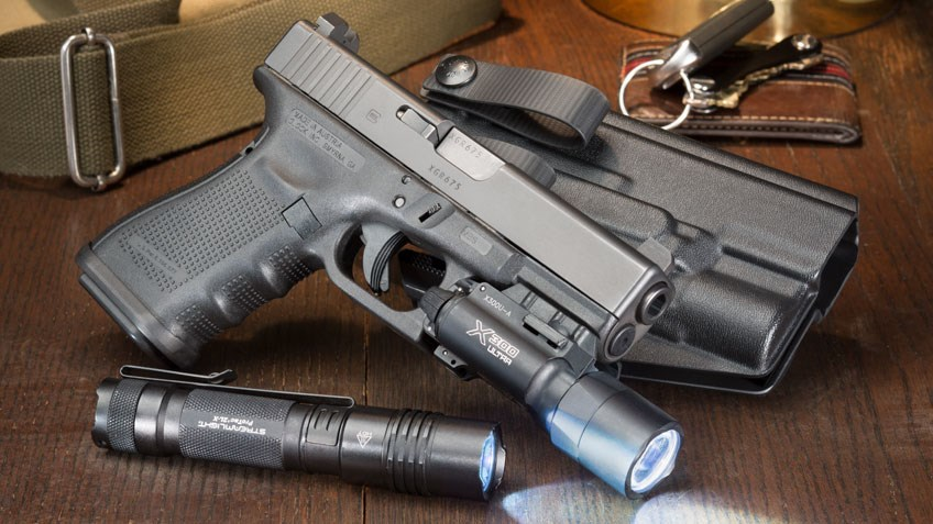 Weapon Lights: Do They Belong on a CCW Gun?