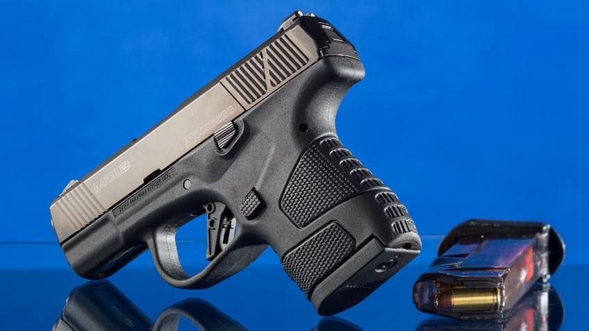 Tested: Mossberg's MC1sc Pistol