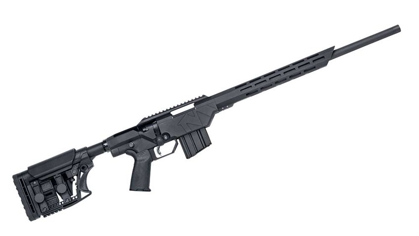 New For 2018 Mossberg MVP Precision Rifle
