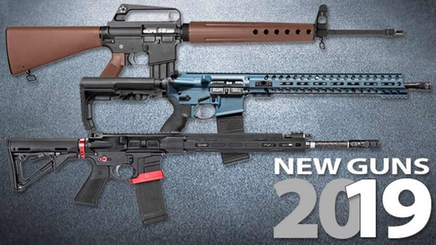13 New AR-15s For 2019