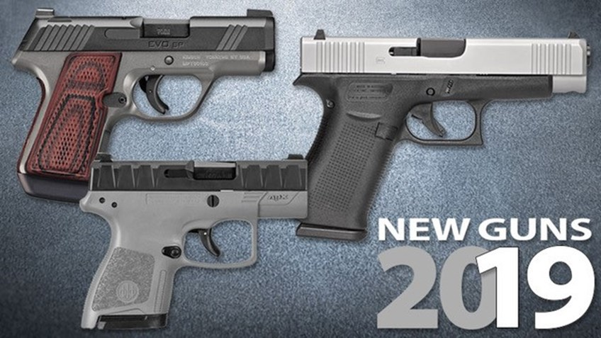 33 New Concealed-Carry Guns For 2019