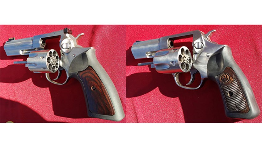 New Ruger GP100 And SP101 Models