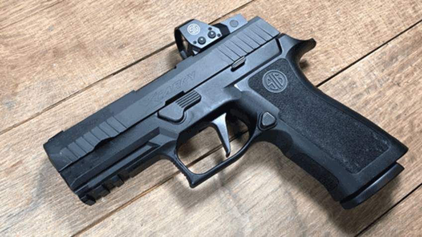 Range Report: SIG P320 X-Carry