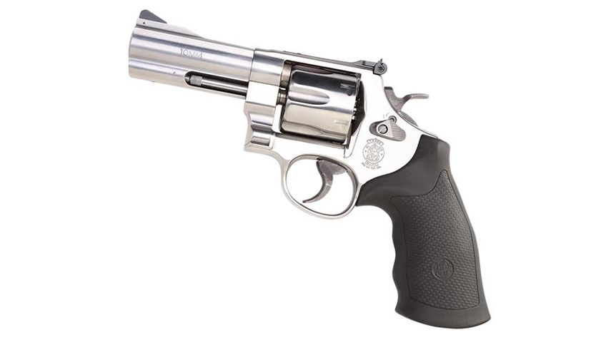 New For 2019: Smith & Wesson Model 610 Revolver