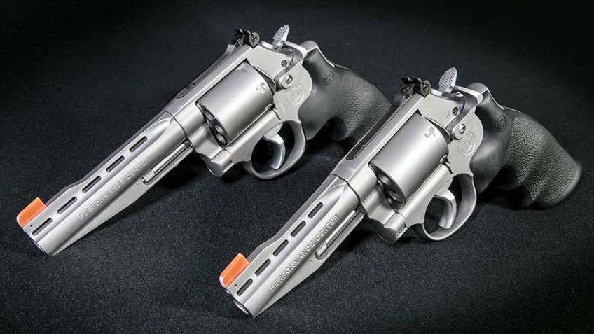 First Look At The Smith & Wesson Performance Center Model 686