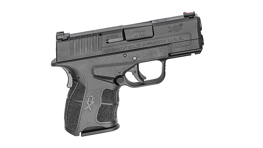 New For 2018: Springfield Armory XD-S Mod.2 In  .45 ACP