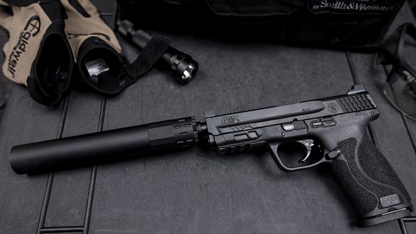 Smith & Wesson Expands M&P Pistol And Rifle Lines