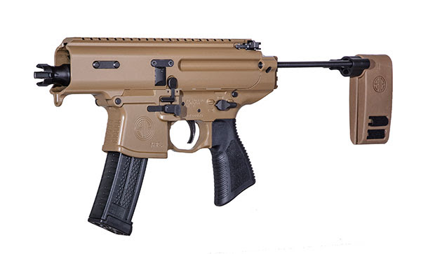 New Press Release From SIG SAUER The Ultra-Compact MPX Copperhead