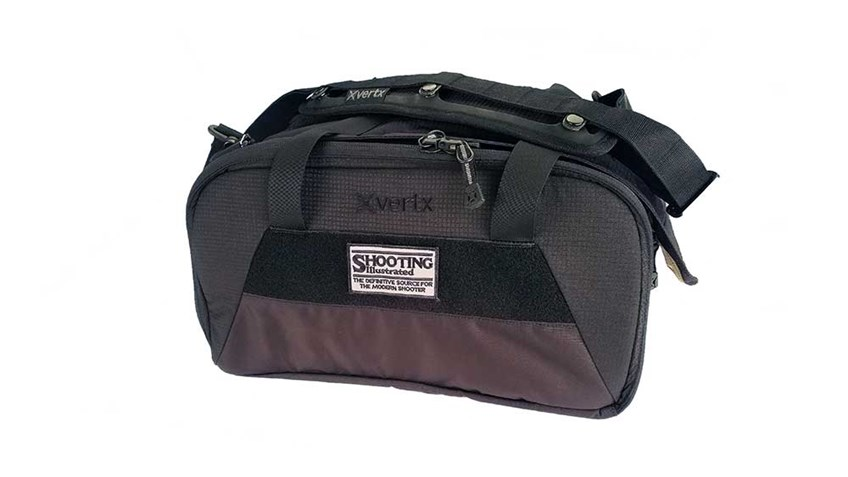 Review Of The Vertx A-Range Bag