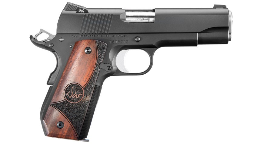 Review: Dan Wesson Guardian 1911