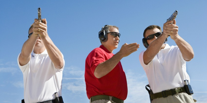 Finding A Firearms Instructor Newport Beach California CA