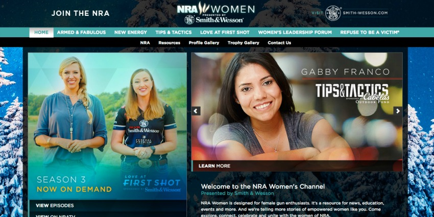 Women And Handgun Shooting Missouri MO